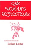 img - for One Woman's Reflections book / textbook / text book
