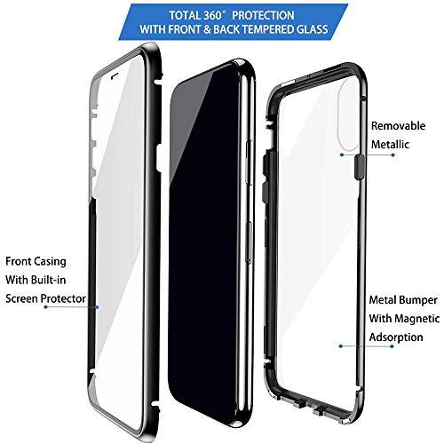 Eabuy Galaxy S10 Plus Case, 360° Full Body Transparent