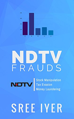 Ndtv Frauds A Classic Example Of Breaking Of Law By Indian Media Houses Epub