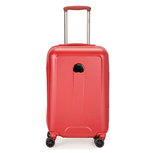 delsey-luggage-embleme-carry-on-trolley-red