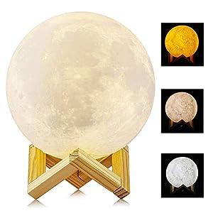 ChillHil Lampara de Luna-2