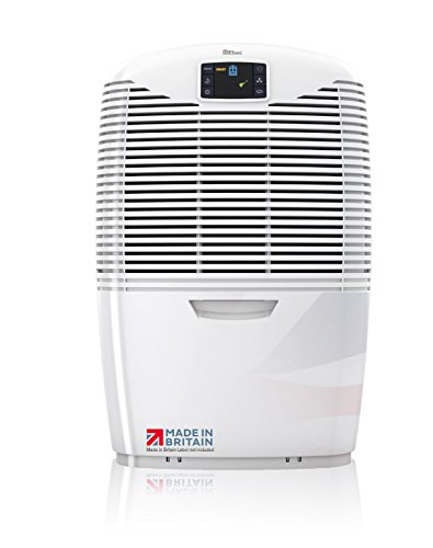 Ebac 3850e Most Powerful 21 Litre Dehumidifier for Condensation, Damp and...