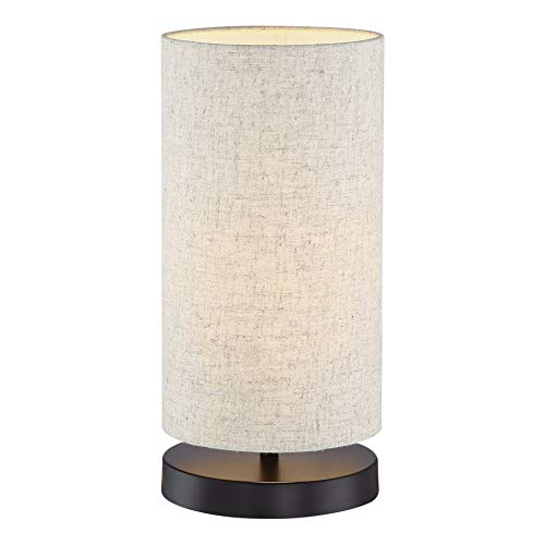 Table Rustic A Lamp On (Kira Home Lucerna 13
