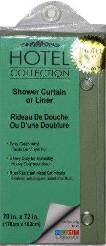 Home Dynamix Hotel Shower Curtain, 70