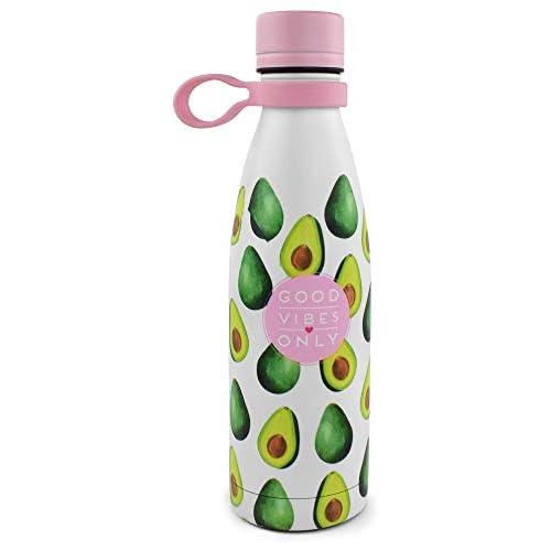 chollos oferta descuentos barato Legami Ssb0003 Botella térmica Color Blanco tamaño Mediano