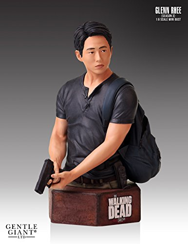 Maggie The Walking Dead Costume (The Walking Dead Glenn Mini Bust Statue)