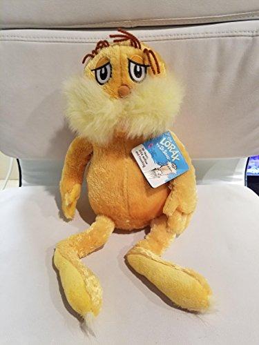 Dr. Seuss The Lorax Plush: Kohls  16 Inch