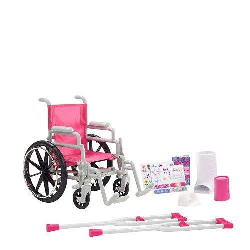 american doll wheel chair - 9