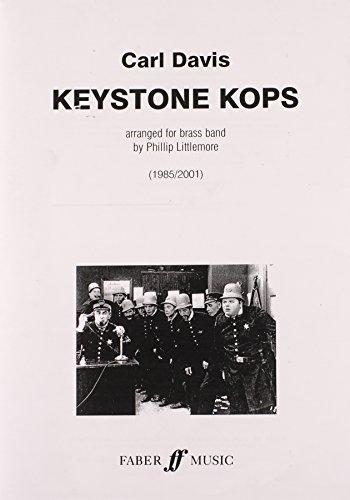 Keystone Kops: Score (Faber Edition)