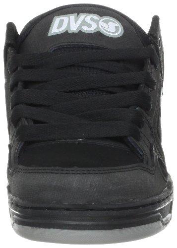 DVS COMMANCHE - Zapatillas de cuero hombre negro - Schwarz (BLACK NUBUCK)