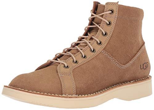 (UGG Men's Camino Monkey Boot Fashion, Desert tan, 11 Medium US)