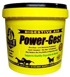 richdel inc 100305 2.5 LB, Power-Gest, 4 In 1 Digestive Aid & Feed Enhancer