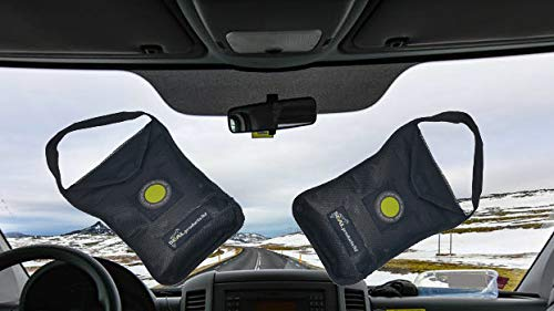 2 X Large Dry Air Car/home Dehumidifier Reusable Bag