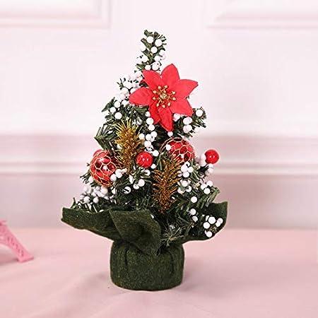 Creativo /Árbol de Navidad Decoraci/ón de la mesa Vacaciones Mini /árboles artificiales Decoraciones navide/ñas Suministros para el hogar fghfhfgjdfj