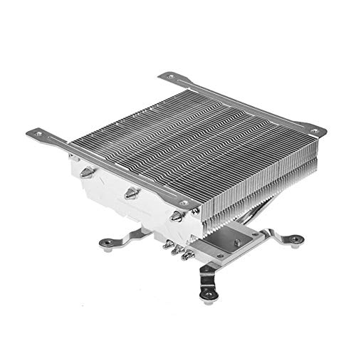 Widewing Heatsink Radiator CPU PC Case HTPC Pressurizing-Down Aluminum 3 Heatpipe