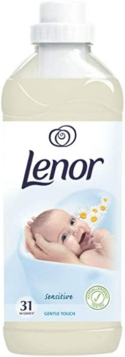 Lenor Sensitive Fabric Softener Conditioner, 930ml - 31 Loads