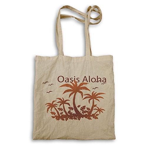 Oasi Aloha Palm Carry Bag P136r