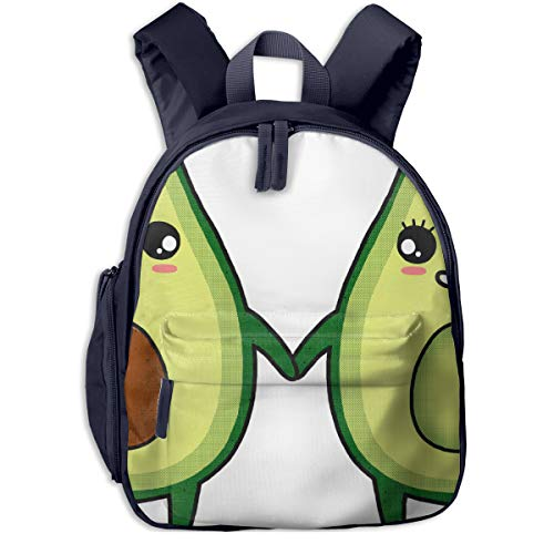 Children's School Bags Avocado Lightweight Mini Printed Daypack For Kids ()