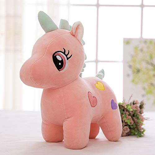 RAFGL Mini Unicorn Doll Plush Toys Soft Filled Animal Peluche Plush Children Girl Christmas Birthday Gift 2019 Kids Toys Cool Must Haves Boy Gifts Toddler Favourite Superhero Cupcake Toppers UNbox Me by RAFGL