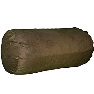 Cozy Sack 740-Cbb-Chocolate Maui Beanbag Chair, 7' , Chocolate