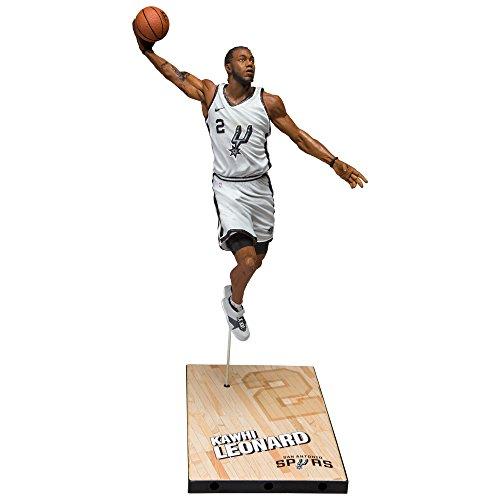 McFarlane Toys NBA Series 31 Kawhi Leonard San Antonio Spurs Action Figure