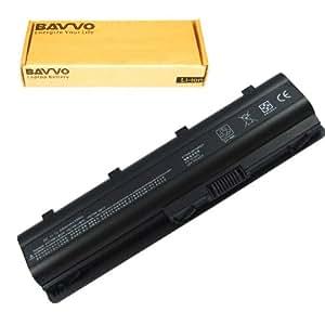 Bavvo Batería de Recambio para HP/COMPAQ Presario CQ43-203TX,6 células