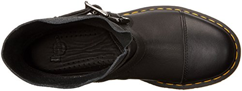 Dr. Martens Kristy - Black Virginia/Black Darken Suede nfv0Npho