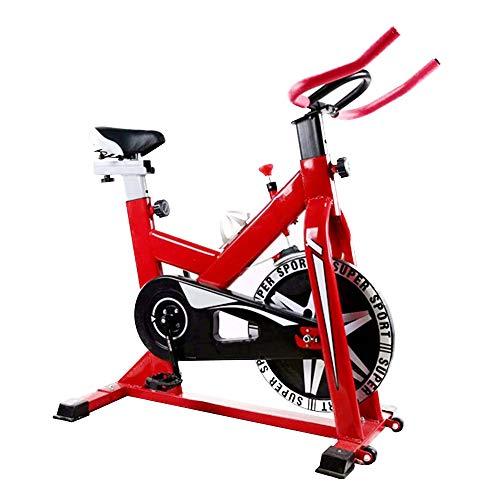 Exercise Bike Home Ultra-Quiet Indoor Weight Loss Pedal Exercise Bike Spinning Bike Indoor Fitness Equipment, Withstand Weight 150KG