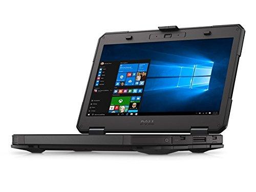 Dell Latitude Rugged 5404 HD 14.0 Inch Laptop Notebook Tough Book PC (Intel Core i7-4650, 8GB Ram, 256GB SSD, HDMI, WiFi, Camera, Bluetooth, DVD-RW) Win 10 Pro (Certified Refurbished)