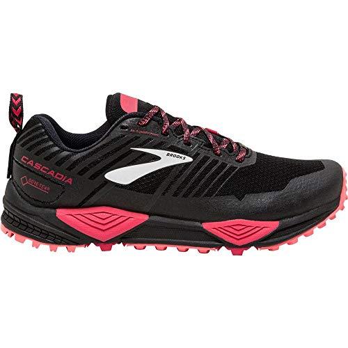 大腿懐疑的郵便局(ブルックス) Brooks レディース ランニング?ウォーキング シューズ?靴 Brooks Cascadia 13 GTX Trail Running Shoes [並行輸入品]