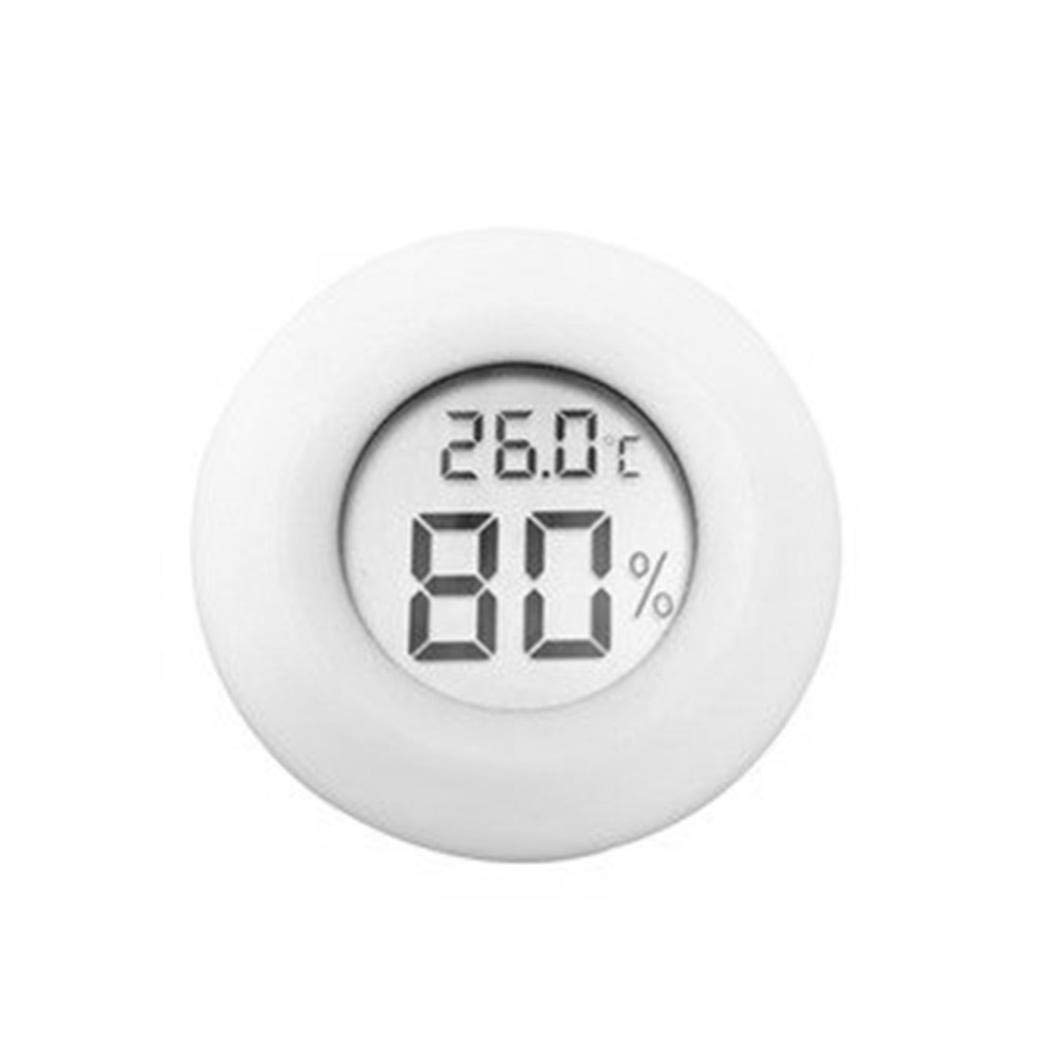 Coorun Mini Monitor LCD digitale termometro igrometro temperatura Test Umidità Monitor assistants di assistenza alla guida ADO_ME