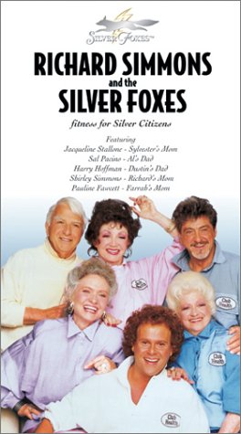 Richard Simmons and the Silver Foxes - Fitness for Silver Citizens [VHS]