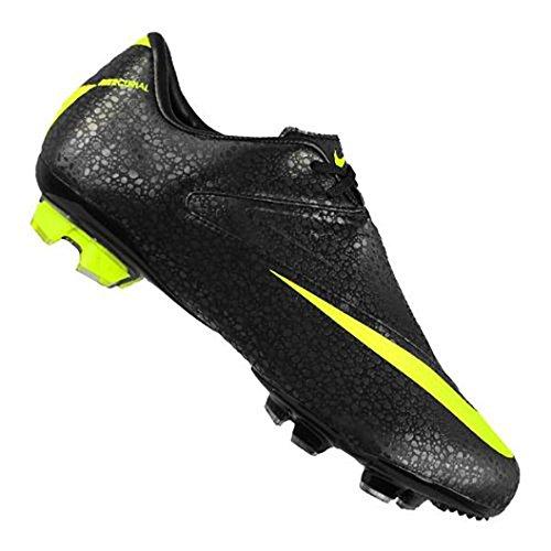 Nike - Botas de fútbol para hombre, color, talla 2,5 Y Negro