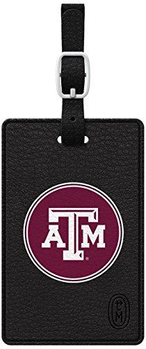 (OTM Essentials Texas A&M University Bag Classic Luggage Tag, Black)