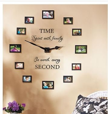 Sentiment Picture Frames Family Second