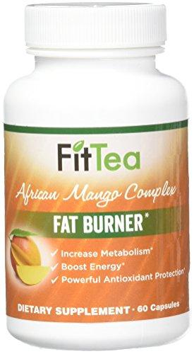 Fit Tea Fat Burner African Mango Complex Natural Weight