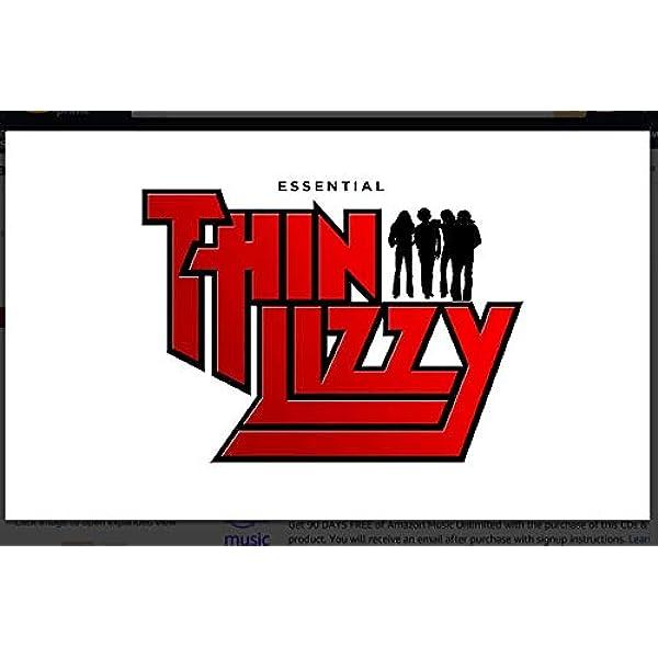 The Essential Thin Lizzy: Thin Lizzy: Amazon.es: Música