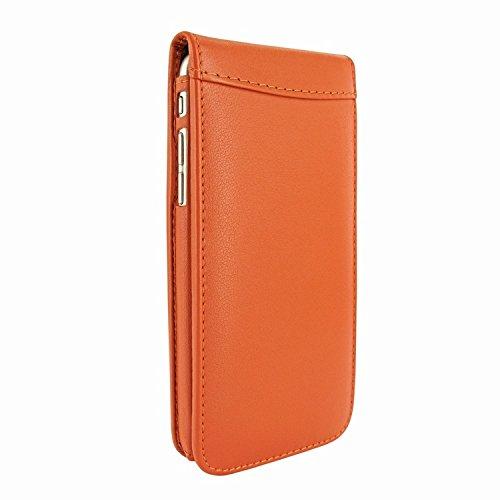 Piel Frama 689 Orange Magnetic Leather Case for Apple iPhone 6 Plus / 6S Plus