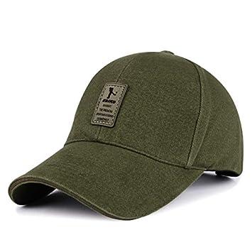 VODRWHAQ Hombre Gorras Sombreros de para Hombre Gorras de béisbol de otoño e Invierno Gorras Deportivas