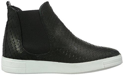 Chelsea 36 Boots Tamaris EU Struct Black Black 006 25440 Women's TqwEE4xIF6