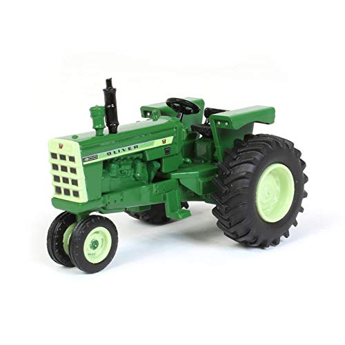 Spec Cast Oliver 1800 Checker Board Narrow Front Tractor 1:64 - Narrow Tractor Front