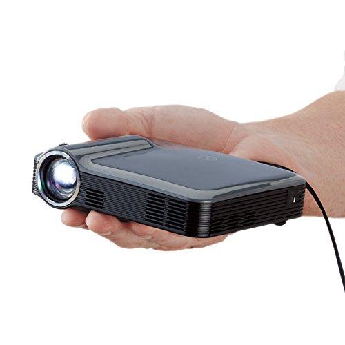 Brookstone Pocket Projector Pro--200 Lumens by Brookstone