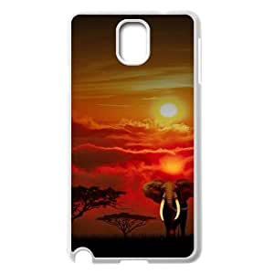 Sunset Custom Case for Samsung Galaxy Note 3 N9000, Personalized Sunset Case