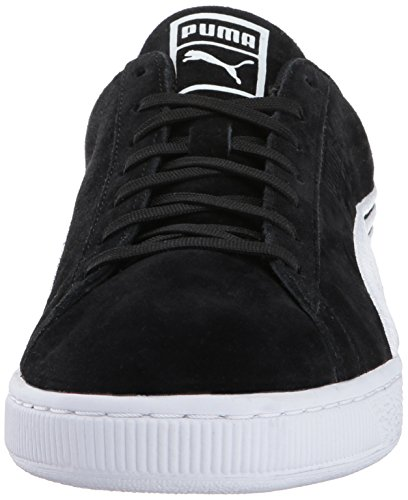 Puma Suede Classic Badge Wildleder Turnschuhe Puma Black/Puma White