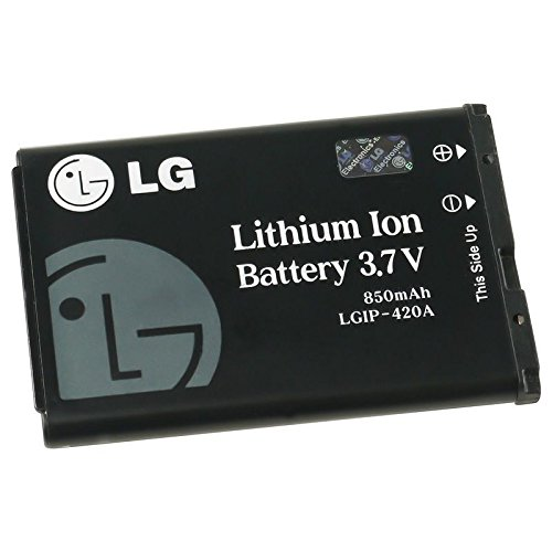 - Lgip-420A Cellphone Battery For Models Ax300 Ux300 Ux380 Ax380 Ax275 Ax500 Ux280