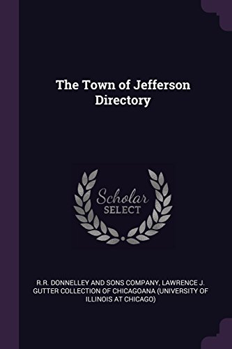 The Town Of Jefferson Directory