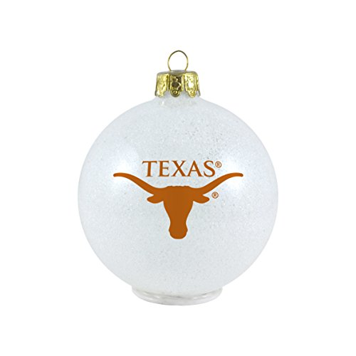 Texas Longhorns Ornaments - NCAA Texas Longhorns LED Small Ornament