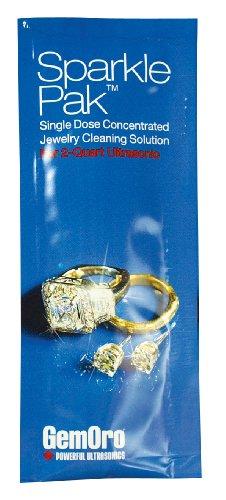 ultrasonic jewelry cleaner gemoro - 9