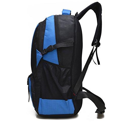 CLCOOL Bergsteigen-TascheWandern rucksack outdoor Klettern Bergsteigen Reisen Camping wasserdichte Unisex shockproof Taschen , orange