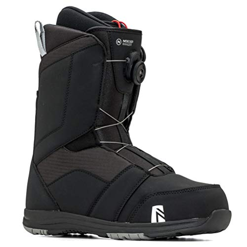 Flow Ranger Boa Snowboarding Boots 2019 - Men's Black 10 from Flow